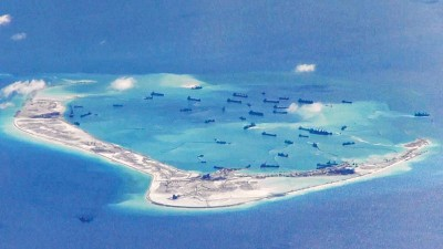 G7峰会宣言草案将避免点名中国将南海军事化。