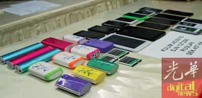 少年党徒懂得偷手机也未掌握出货,整整贼赃失而复得。