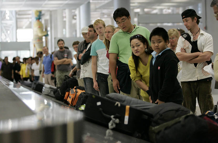 保险公司最常遇见的索偿类别之一,是为遗失的托运行李索偿。