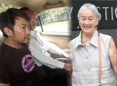 华籍前导游杨寅(42夏)让指侵占富婆钟庆春(89夏)4000万元财产,受前年9月被揭发后轰动全城。