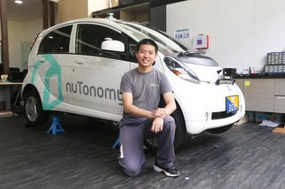 """符国铭博士相信无人驾驶德士若能成功落实,将助新加坡实现""""减少用车""""的愿景。"""