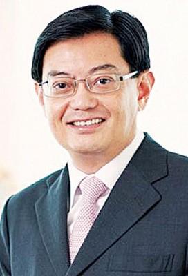 新加坡财政部长王瑞杰中风入院。