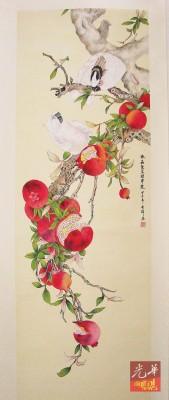 许秀琴的参展作品之一。