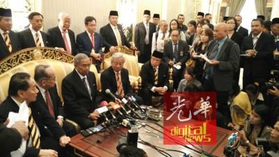 面临瞩目的人数联党主席拿督沈桂贤以政府中充当地方政府总理部长。