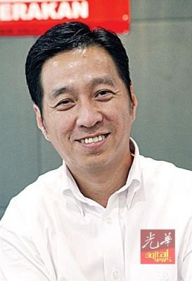 胡栋强出任执行主席。