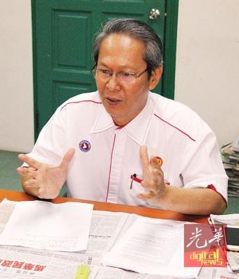 马华吉打行政议员拿督梁荣光坚持其退党决定。不过,他强调,就算退出马华后,其政治立场仍会倾向于马华及国阵。