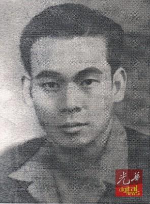 爱国南侨机工曾负重当年的照片。
