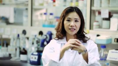 陈玉芬博士是唯一入榜亚洲100大科学家的大马人。