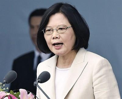 """台湾的新任总统蔡英文周五在就职演说中未有提及""""92共识""""等字眼,引发两岸媒体关注。"""