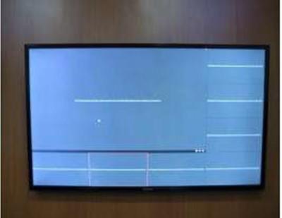 147架闭路电视没有显示画面。