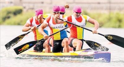 罗马尼亚皮划艇男女国家队及男子青年队均为查获服用了米屈肼。
