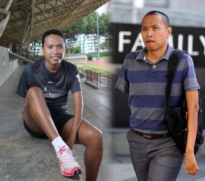 """新加坡著名的""""独臂选手""""亚当涉嫌安排少女卖淫。"""