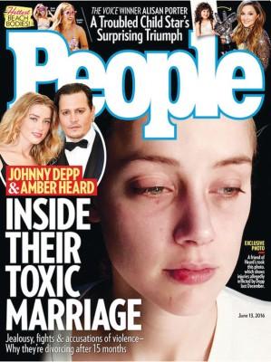 安柏赫德分别提供《今人》杂志照片。