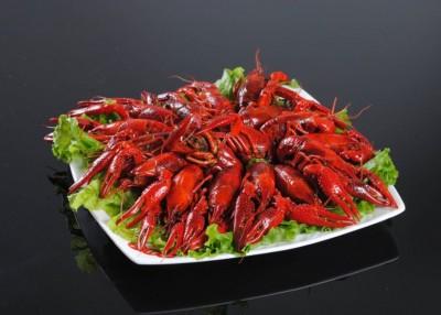 """食用小龙虾可能患上俗称""""小龙虾病""""的""""哈夫病""""。"""