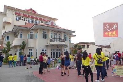 嘉年华会首次在民政党举办。