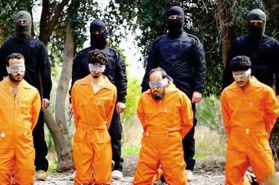 IS最近加大力度揪出并处决间谍。
