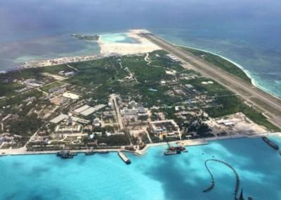 永兴岛机场预料于今年8月将开通民航业务。