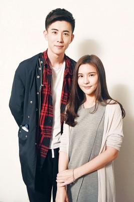 """李川(左)和李海娜拥有""""最萌身高差"""",后者觉得李川长得像韩国人,跟韩团2PM的泰国成员Nichkhun有点相像。"""