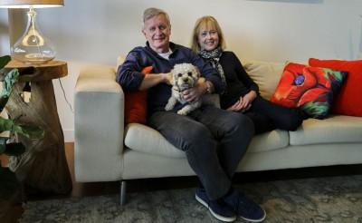 乔登不惜捐出肾脏,以换取合适肾脏拯救太太珍妮弗。