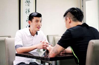 如今的谢文兴,自愿到新颂恩宣道,以自己的经历帮助其他人。