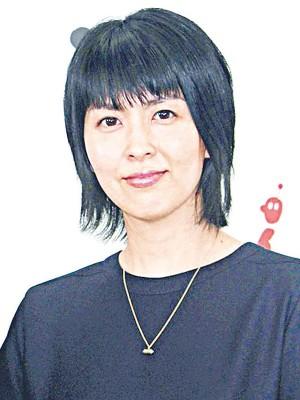 日本女星松隆子。