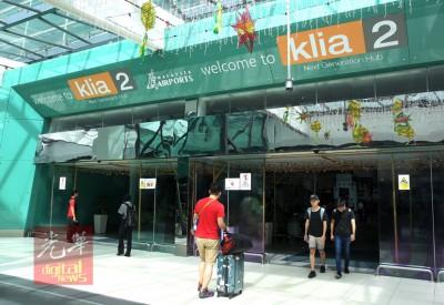 廖中莱声明,不会更改吉隆坡第二国际机场名字。