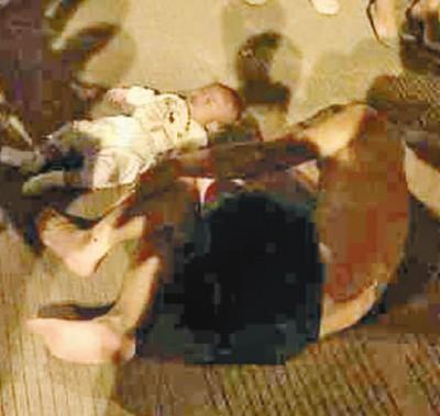 伤者包括一名婴儿。