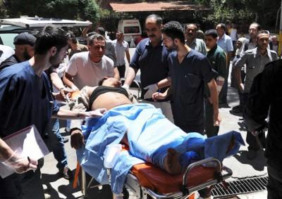 傷者送院救治。