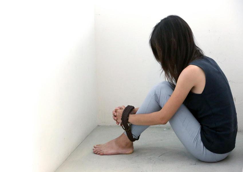 被告禁锢前女友近5小时。