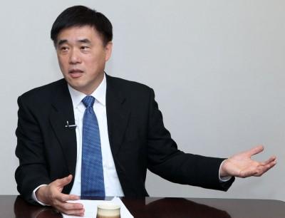 """国民党副主席郝龙斌周日在脸书发文,表明对""""洪素珠言论""""看法。"""