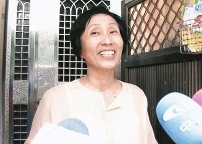 洪素珠的言论在台湾引起公愤。