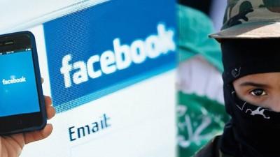 社交网脸书遭以色列民权组织入禀法院索偿巨款。(资料图片)
