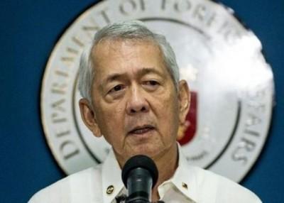 菲律宾外长亚塞将在亚欧高峰会上,讨论有关菲律宾在南海的和平策略。