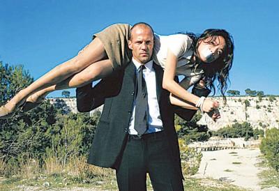 杰森史戴森同舒淇2002年合演的《玩命快递》啊于尼斯取景。