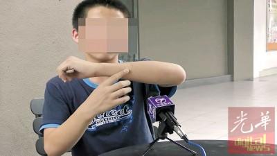 14岁少年从孤儿院逃出后,向民众凑足约100令吉买车票回去柔佛找母亲救兄弟姐妹。