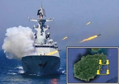解放军周二起将于海南岛以南的南海西沙群岛海域进行军事活动。