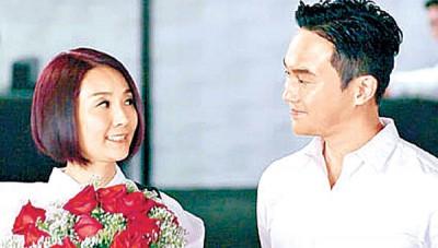 张智霖及许秋怡重现MV经一幕,勾起不少集体回忆。