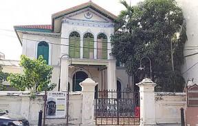 赛阿拉达斯故居于1994年的修复是由槟州政府和槟岛市议会执行的马来西亚-法国合作计划。