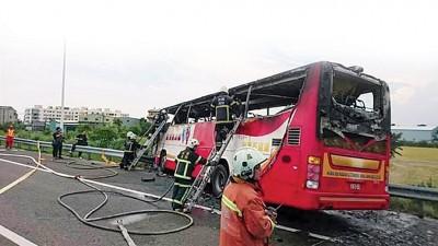 消防接报后到场抢救。