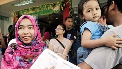印尼惊爆假疫苗事件,受影响儿童需重新接种疫苗。