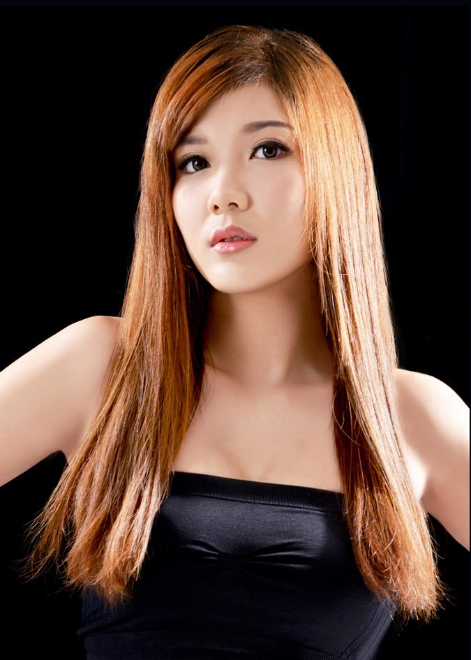 陈蓬僡的选美照片。