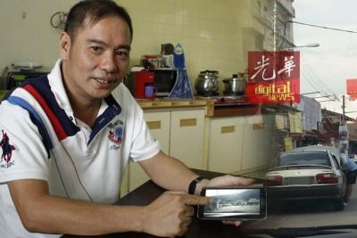刘耀辉:我公开视频及图片,是希望鼓励民众多与警方合作,维护治安。