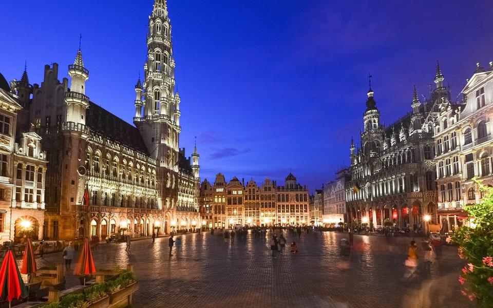 比利时首都布鲁塞尔曾为欧洲旅游热点之一。