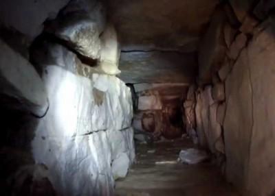 学者推测,地下水道是作为亡者的往生之路。