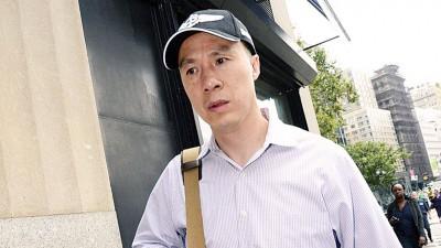 秦坤山面临判监长达10年。