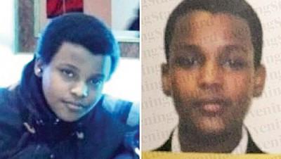 有指斩人案疑凶布尔汉来自索马里,在初中时曾被欺凌。