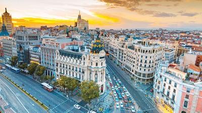 马德里或会成为旅游公司的目标。