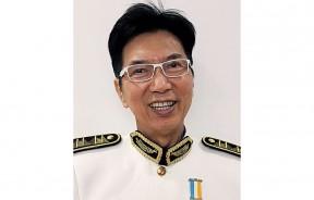 槟城动物庇护所协会会长高级拿督李金源DMPN。