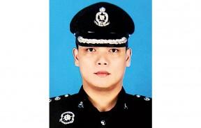 槟州警察总部反风化、 肃赌及私会党取缔组助理警监 林俊豪PJK