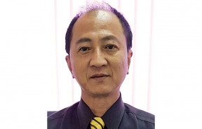 银行界闻人 准拿督孟忠荣DJN